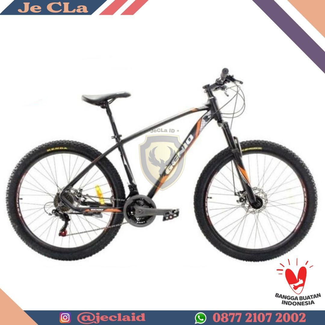 Sepeda Gunung MTB 27.5 Inch GENIO M541 Alloy By UNITED (Cash/Credit)