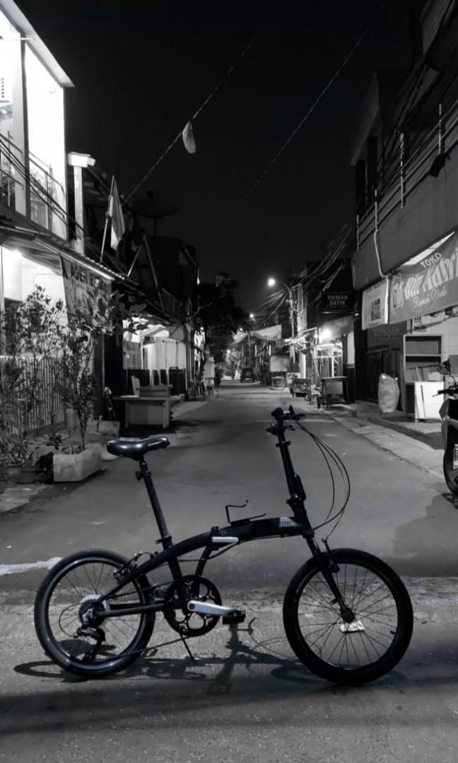 Sepeda Lipat #barangpenug