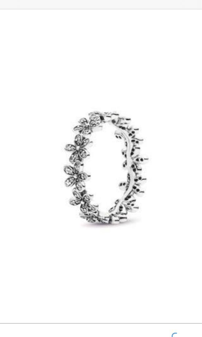 Pandora Size 6 Rings