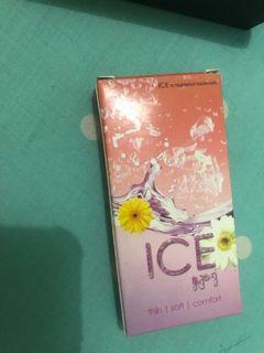Softlens Ice Violet min 4.75 #MaretSale