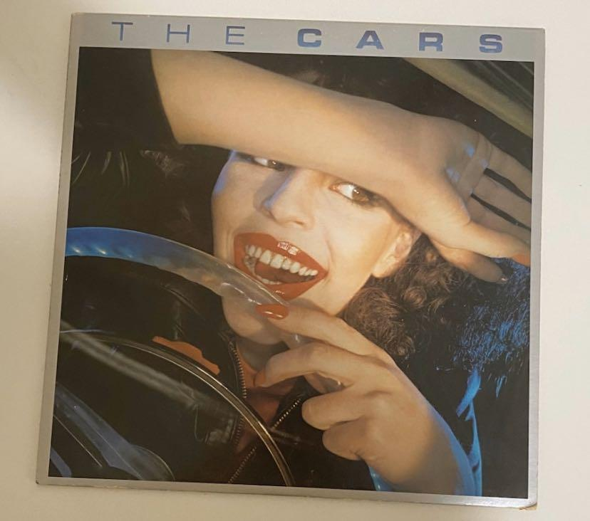 The Cars LP record