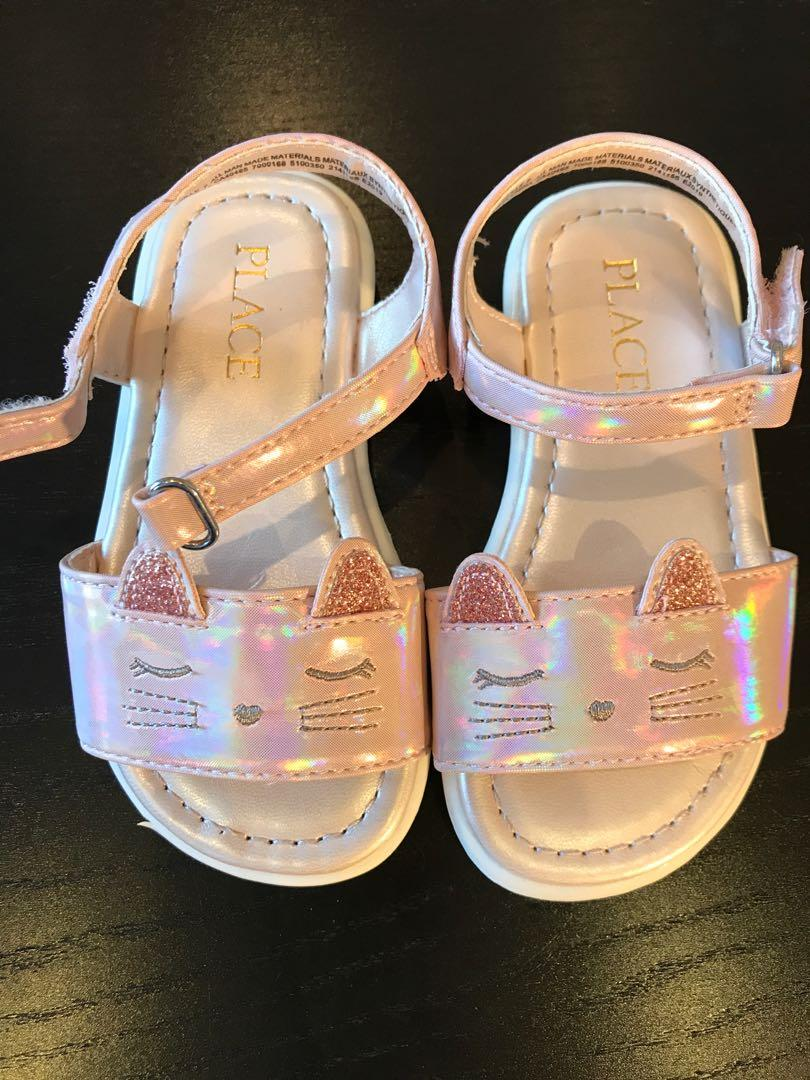 Toddler Sandals- size 7