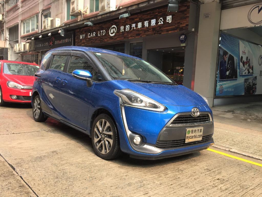 Toyota Sienta 2015 Auto