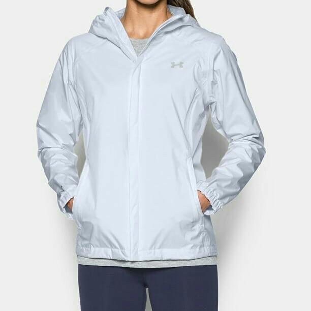 Under Armour Women's Bora Jacket not Adidas Nike 2xu
