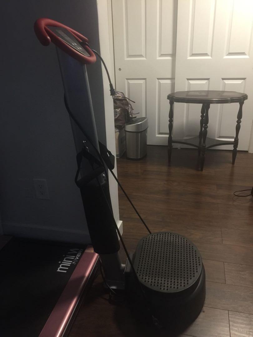 Vibrafit exercise machine