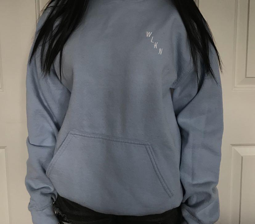 WLKN hoodie. Barely used