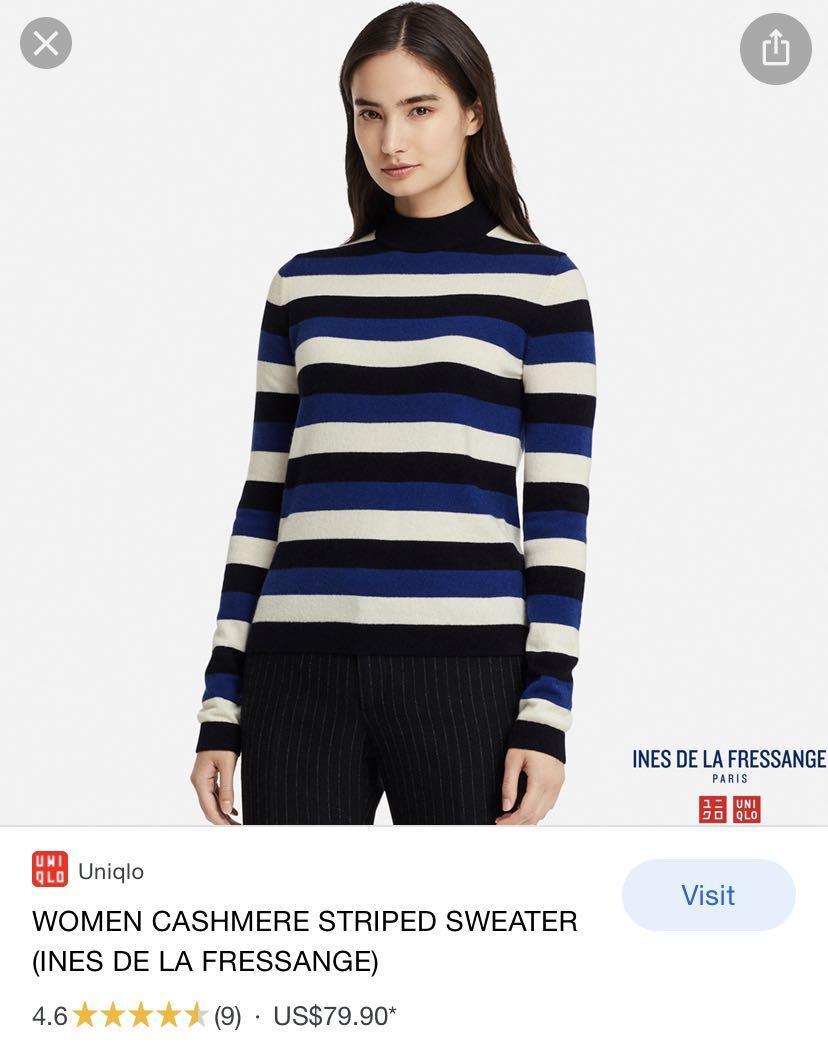 100% cashmere sweater women's medium