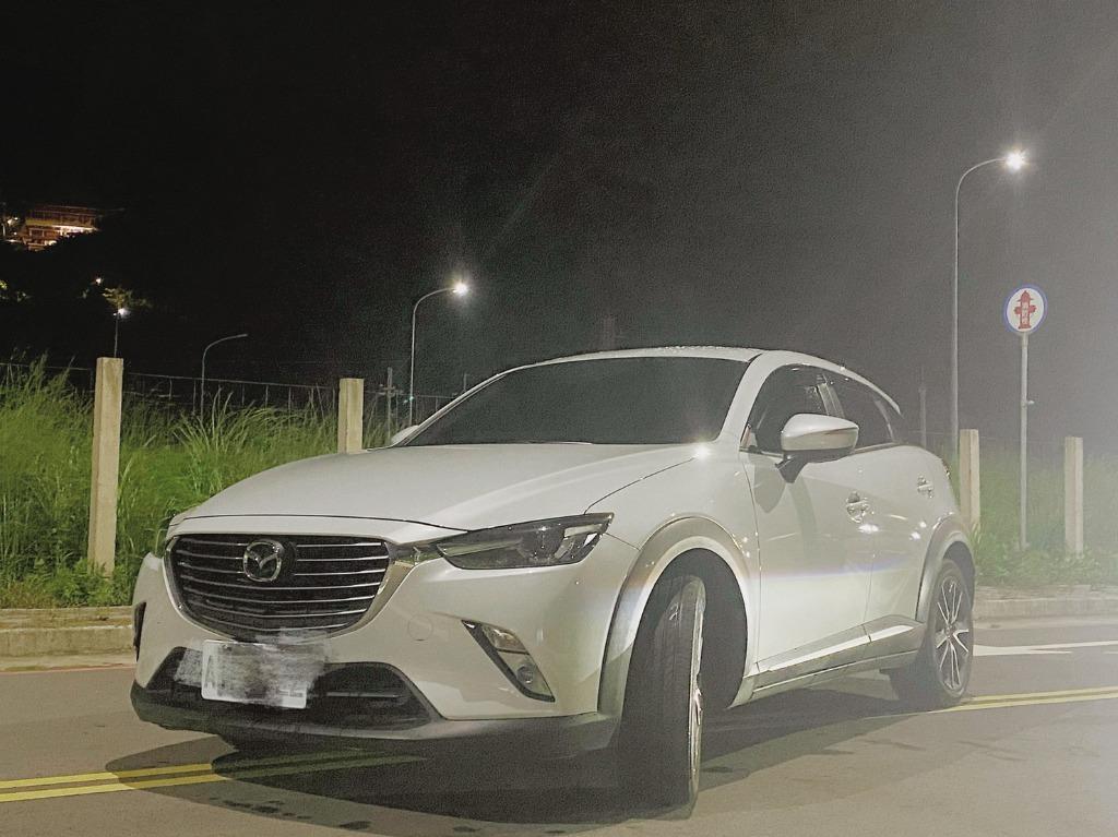 2017年 Mazda CX-3