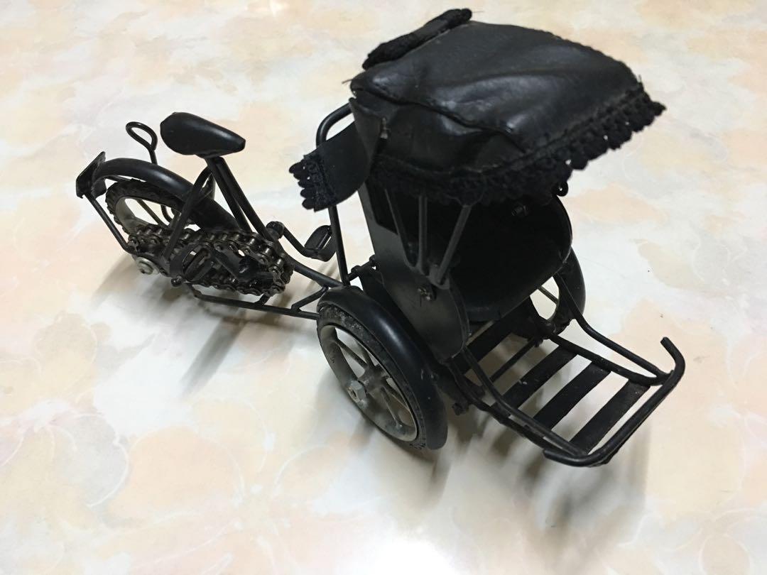 ✅三輪車模型