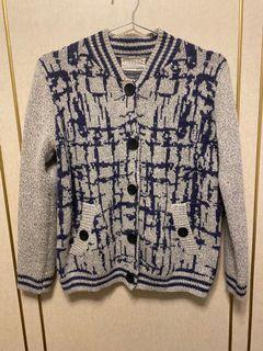 韓製毛衣外套