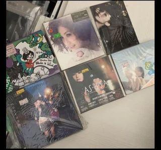 蔡卓妍 sa twins cd 一套
