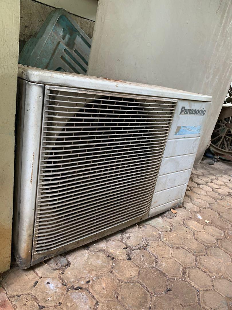 AC PANASONIC (1.5PK) Super Cold