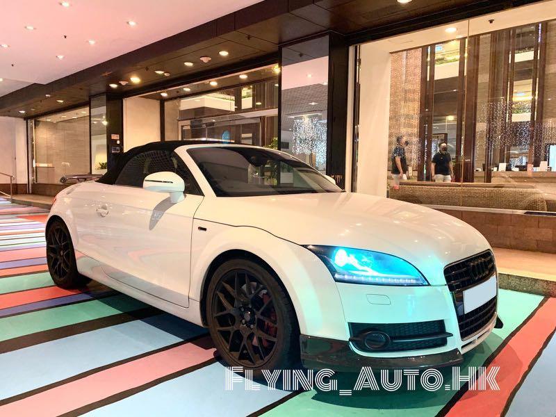 Audi TT Roadster 3.2 V6 (A)