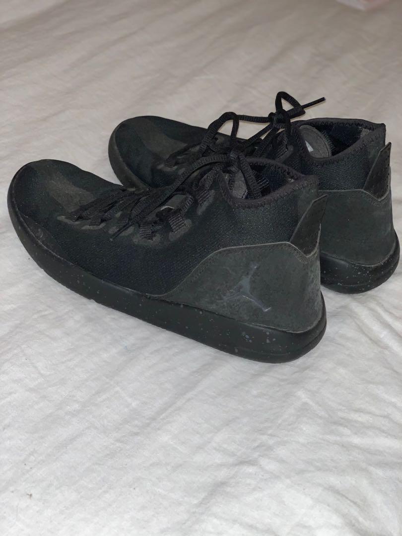 Black Jordans