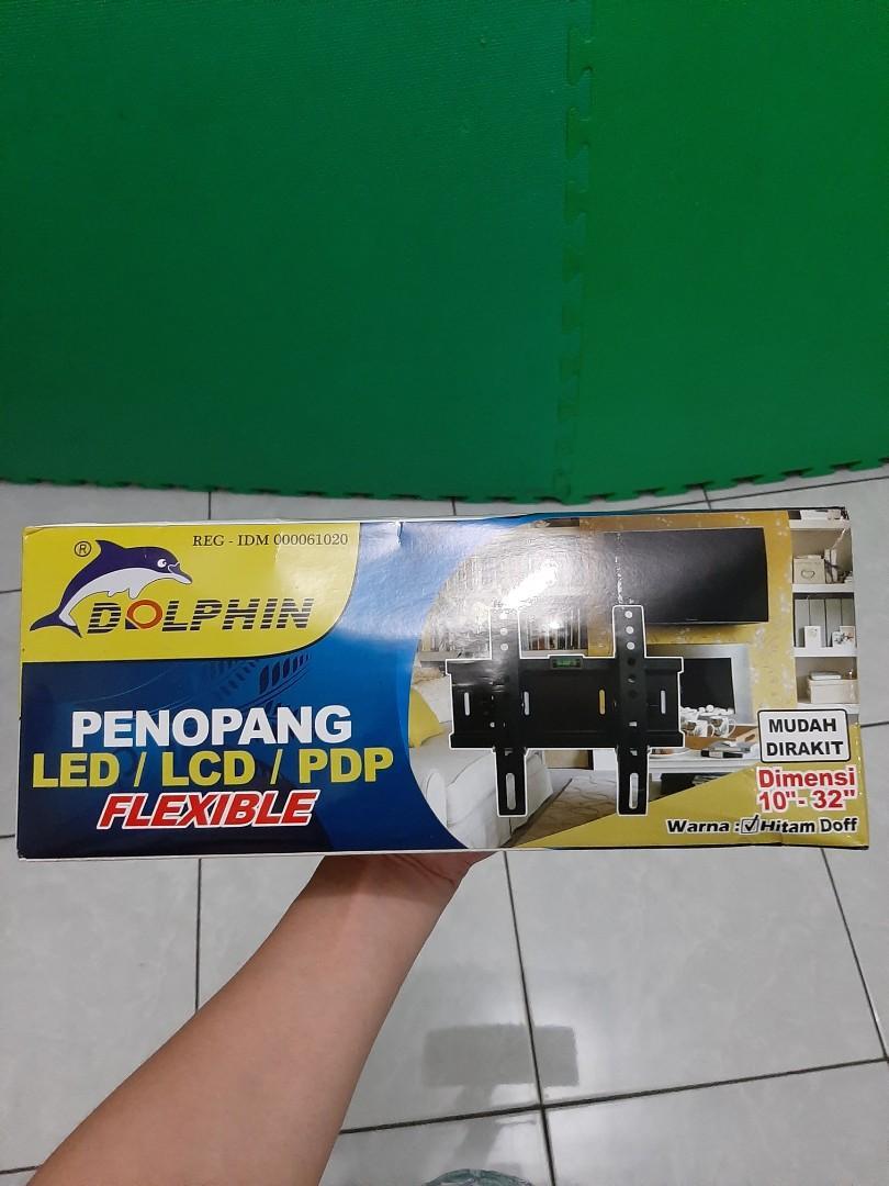 "Bracket TV Dolphin 15""-32"" / Bracket TV LED / Pangkon TV LED"