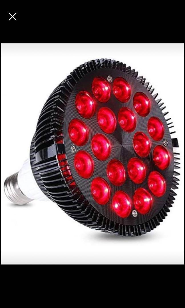 Brand new 36W All Deep Red 660nm LED Grow Light Bulb for Indoor Plants