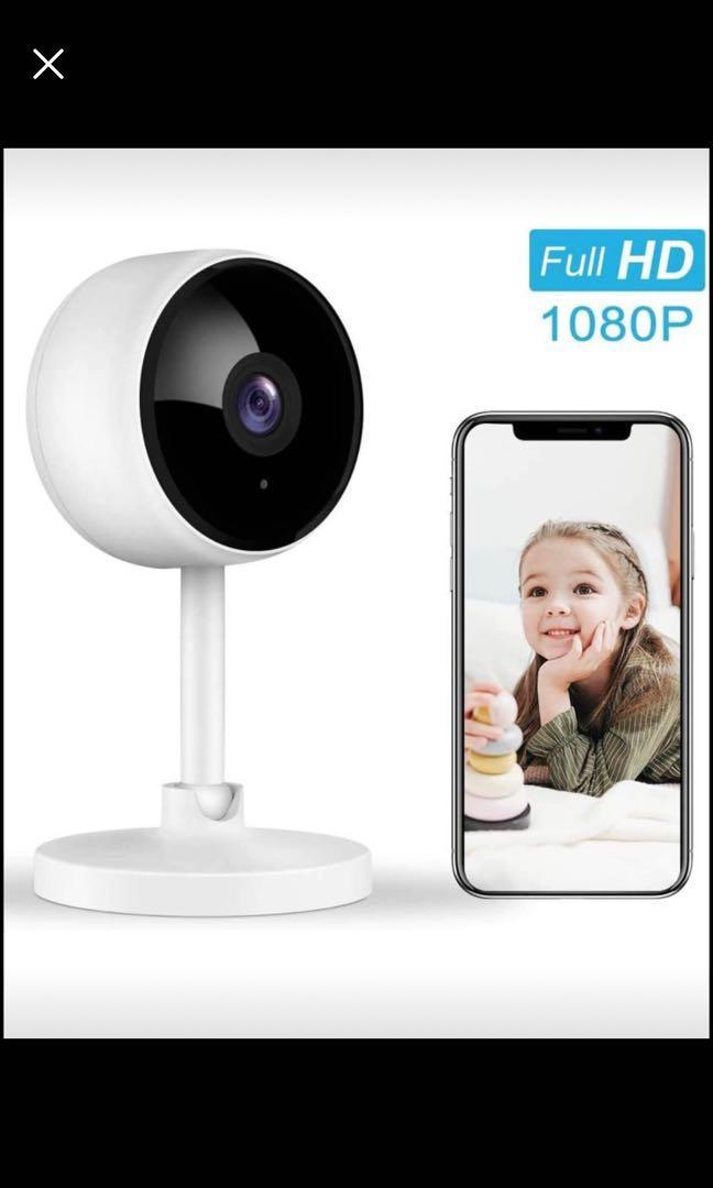 Brand new Indoor Security Camera, 1080P Home Wifi Wireless Camera
