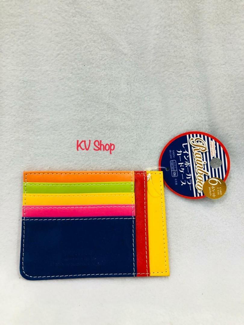 Card Holder Daiso Japan / Tempat Kartu