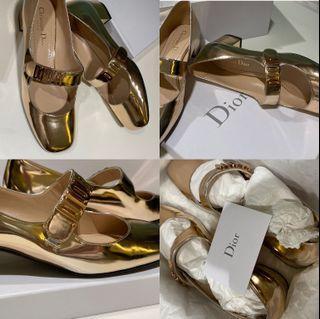 Christian Dior baby-D heels