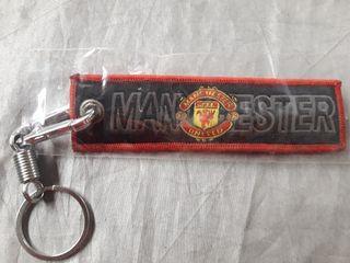 keychain Manchester United