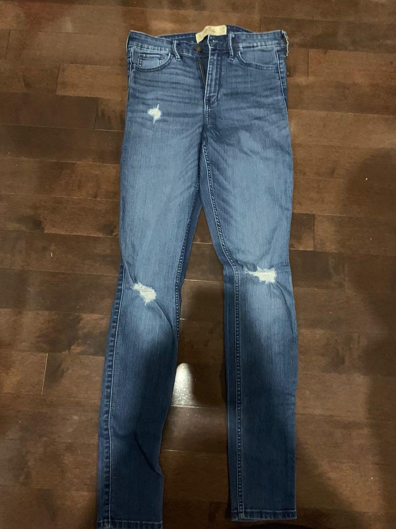 Hollister 3L skinny jeans