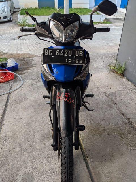 Honda Supra X 125 tahun 2007