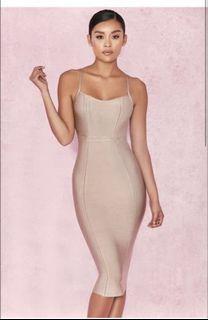 house of cb bandage dress size s