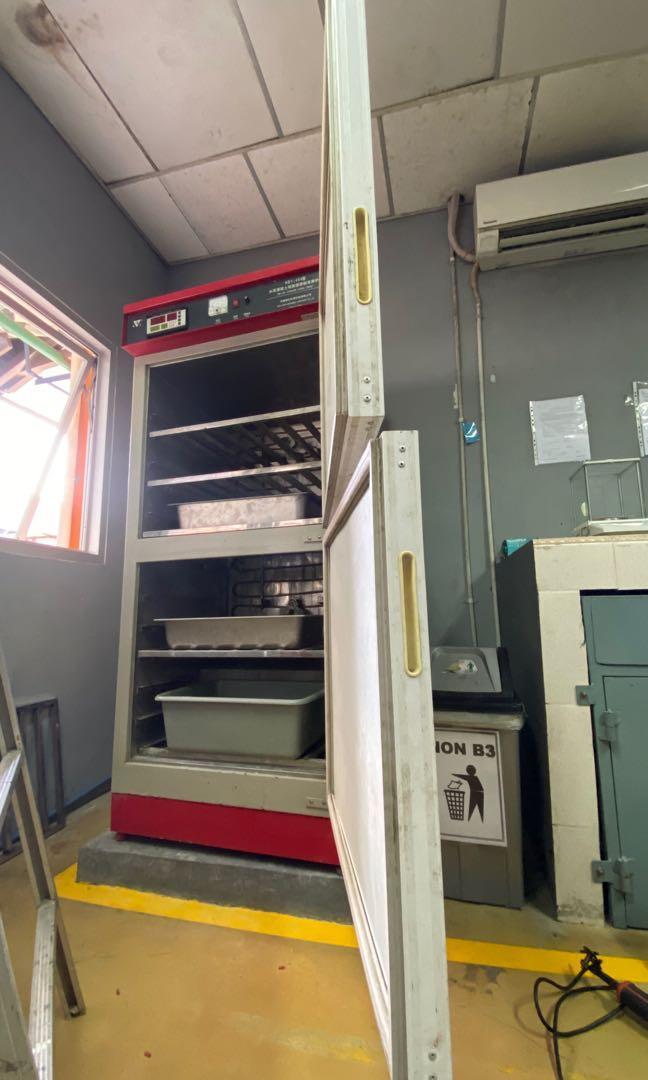 Jasa service humidity chamber