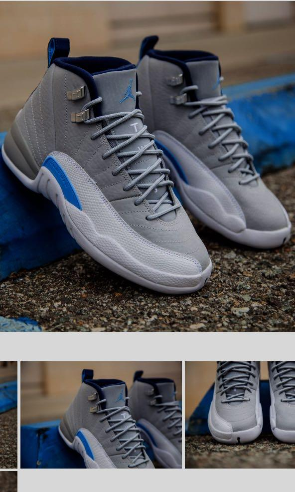 "Jordan 12 ""UNC"" *Collectors Item*"
