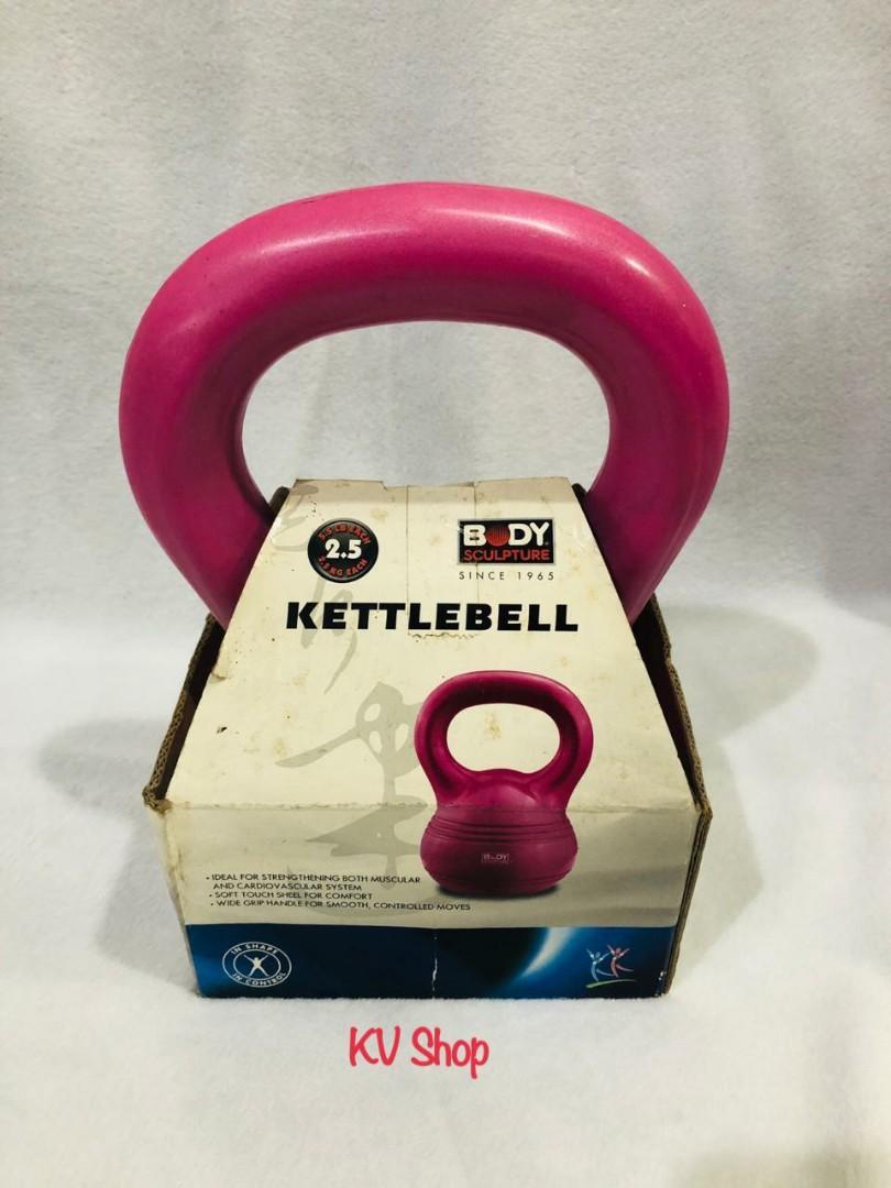Kettlebell 2,5kg Ace Hardware