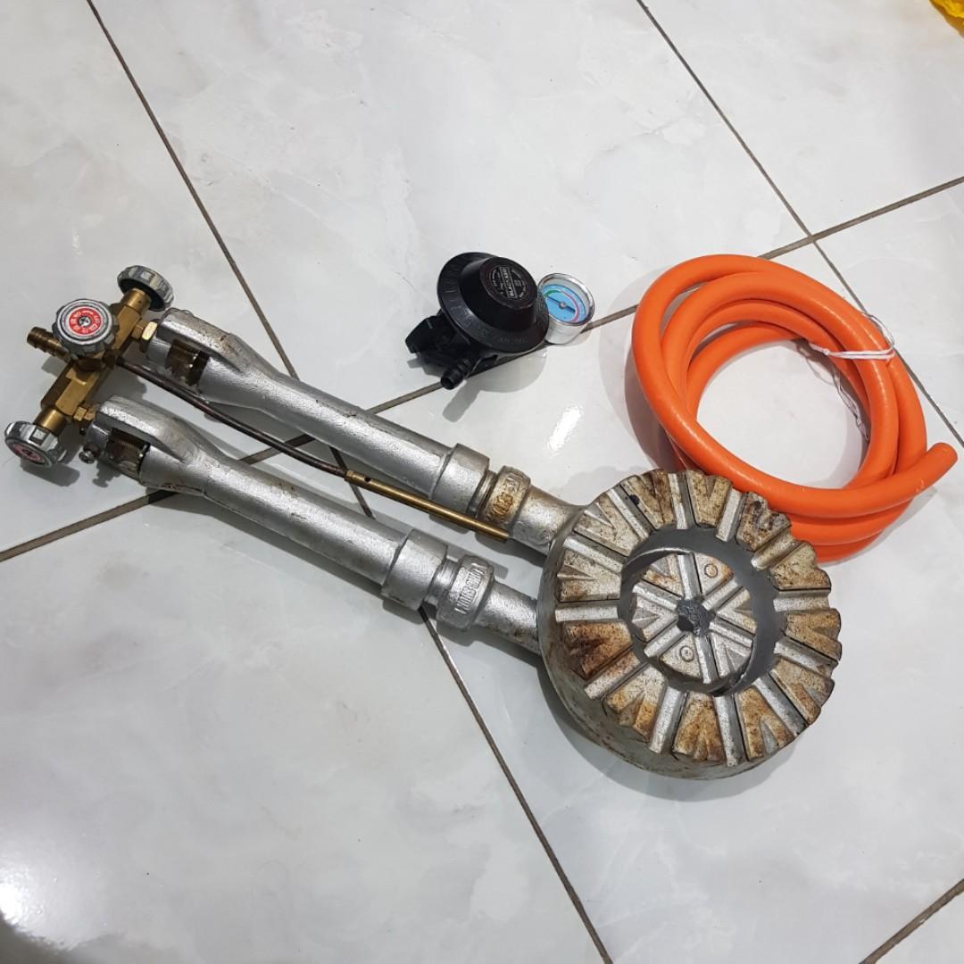 Kompor high pressure / kompor tekanan tinggi