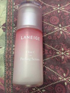 Laneige Clear C Peeling Serum
