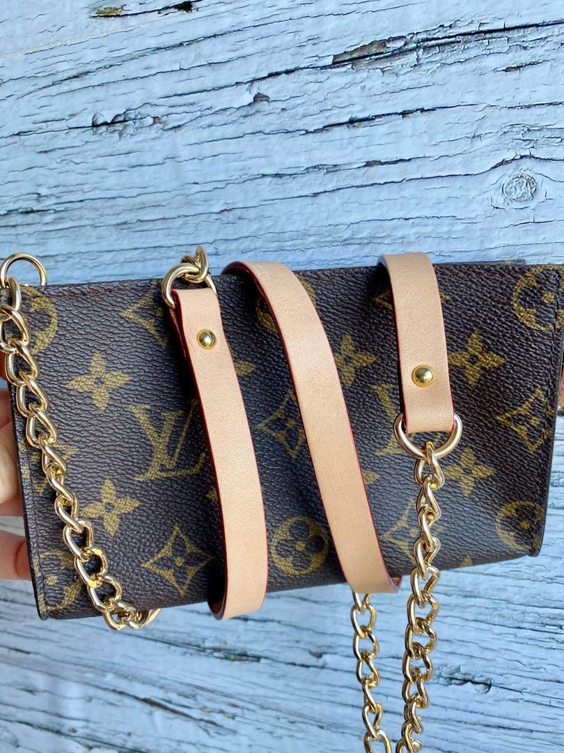 Louis Vuitton pouch crossbody bag