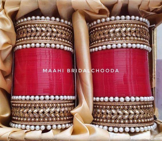 Maahi Exclusive Bridal Chooda