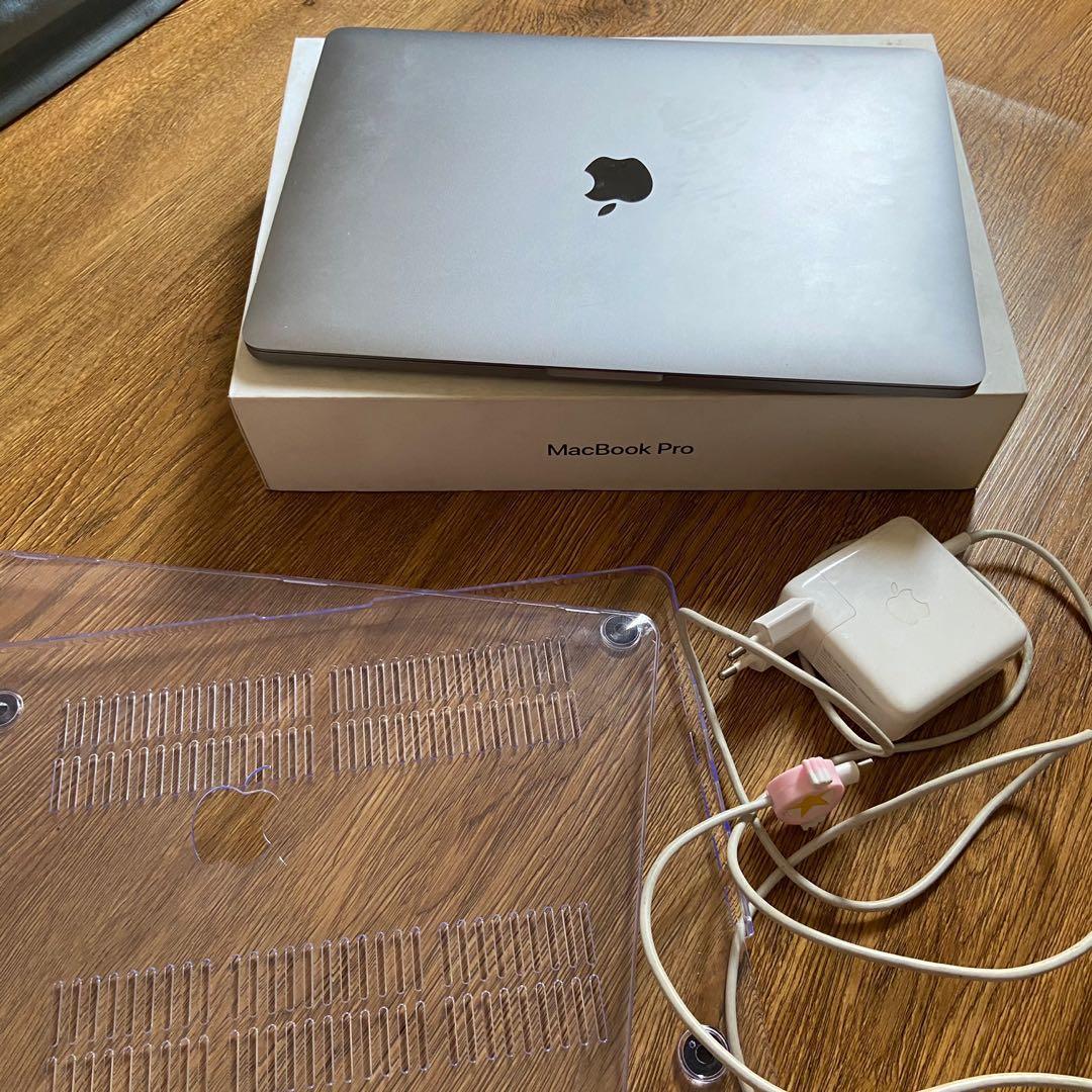 Macbook Pro 2017 13 inch Gray
