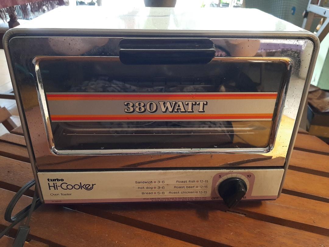 Oven vintage hi cooker