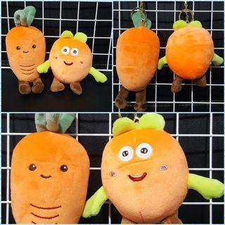Carrot plushy / Rabbit soft toy / Bunny plushy / Kids Sling bags / Miffy plushy / Pink Bunny plush toy