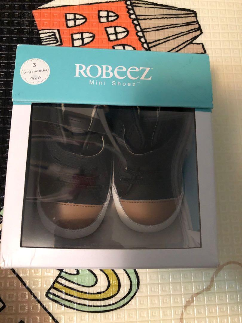 Robeez Shoes 6-9 months