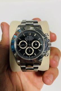 Rolex Daytona 16520 Zenith