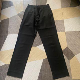 Sisley slim trousers
