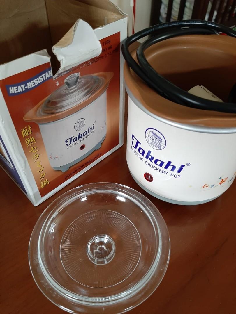 Slow Cooker Takahi 0.7L