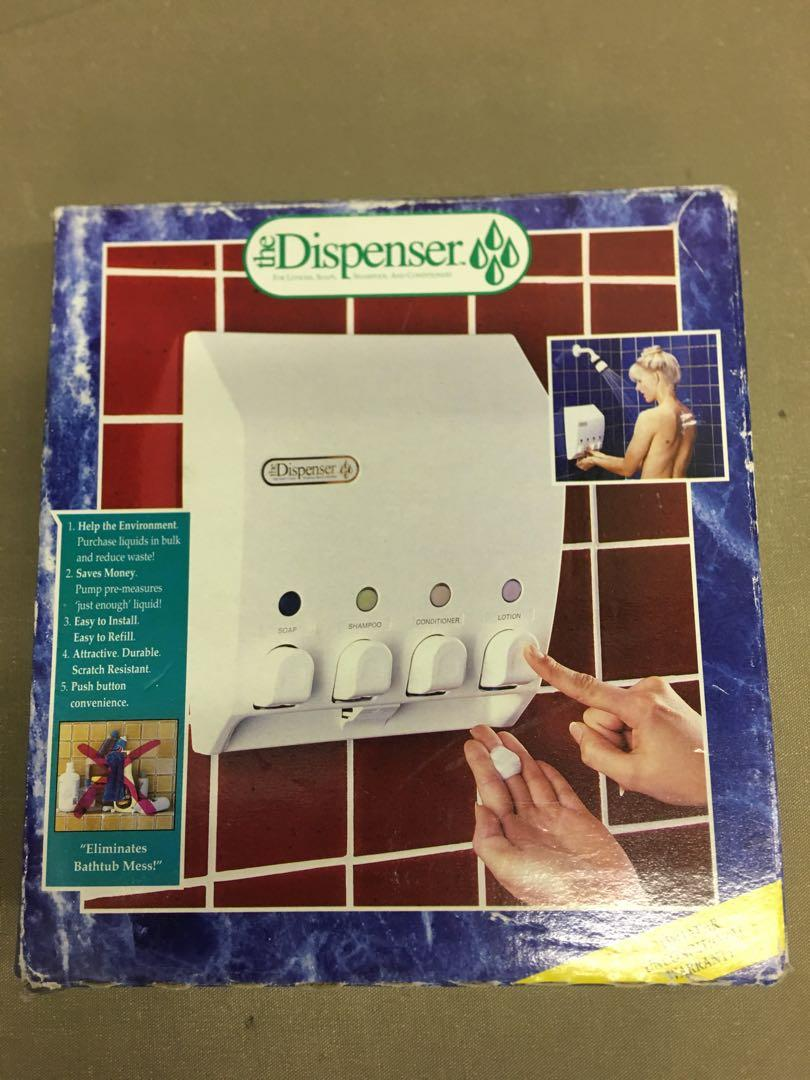 Soaps Dispenser