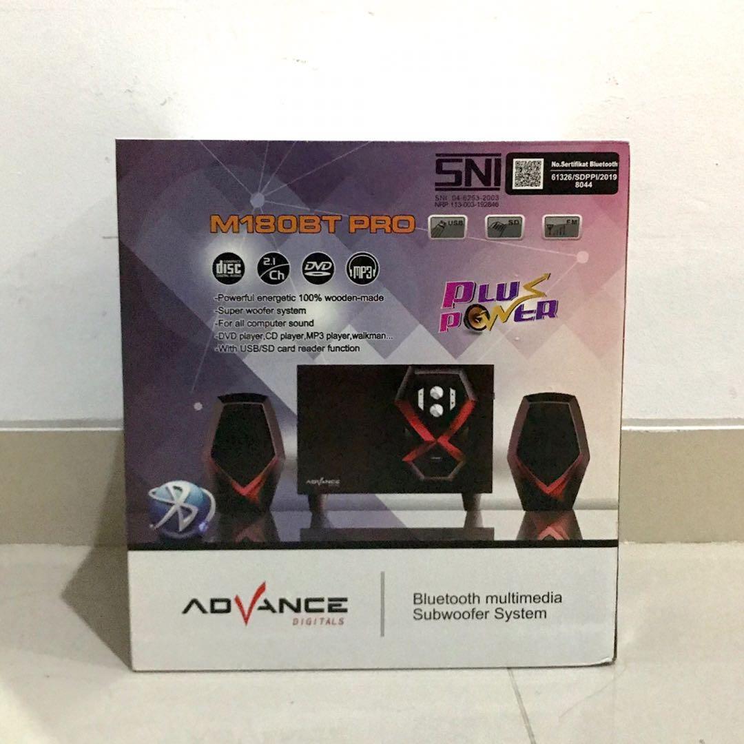 Speaker Advance M180BT Pro
