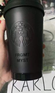 Starbucks x  Fragment
