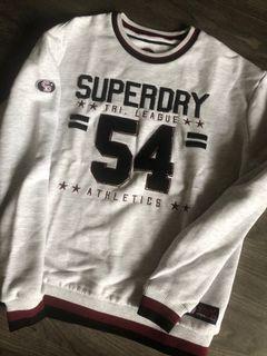 Superdry 極度乾燥大學t