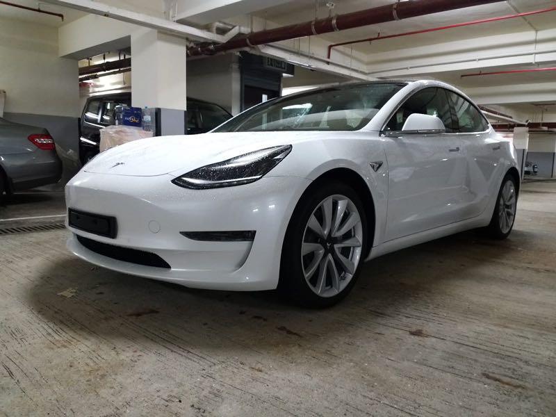 Tesla Mobel 3 long range  Mobel 3 Auto