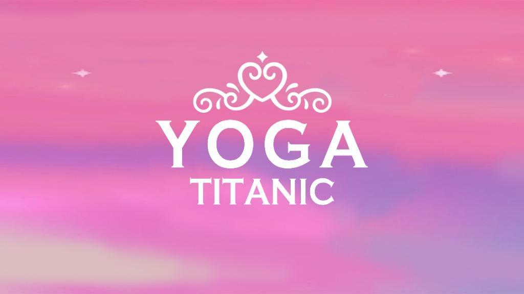 瑜伽課程Titanicyoga