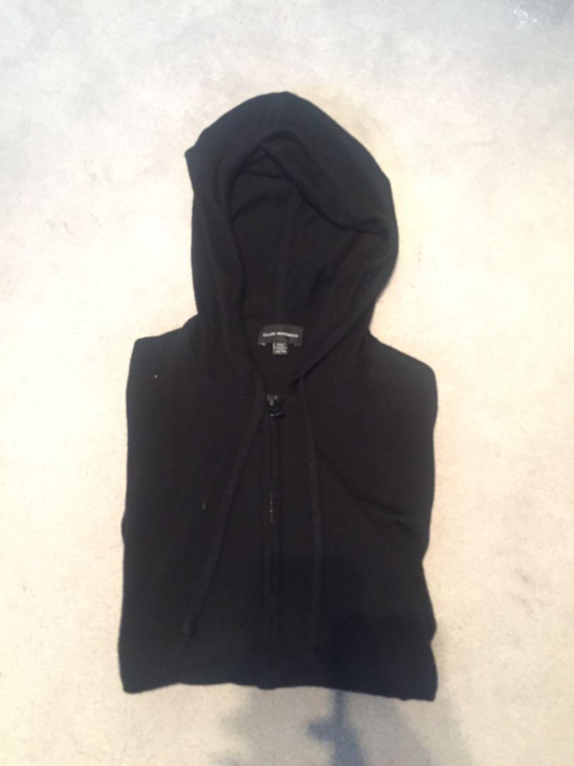 Unisex Zip Up Hoodie (XS)