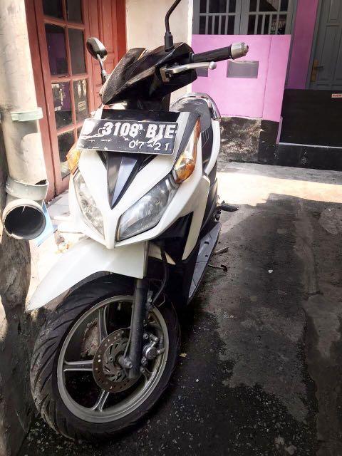 Vario Techno 110cc