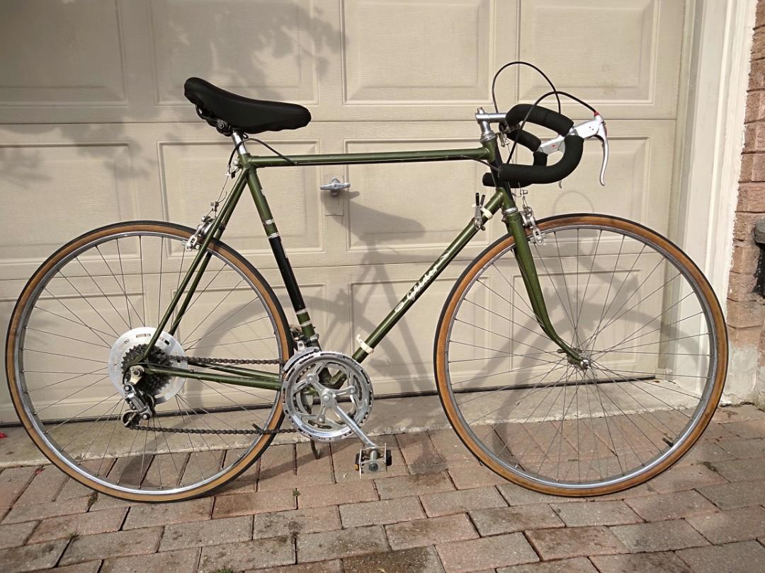 Vintage Eatons Trueline Glider 10 speed bike
